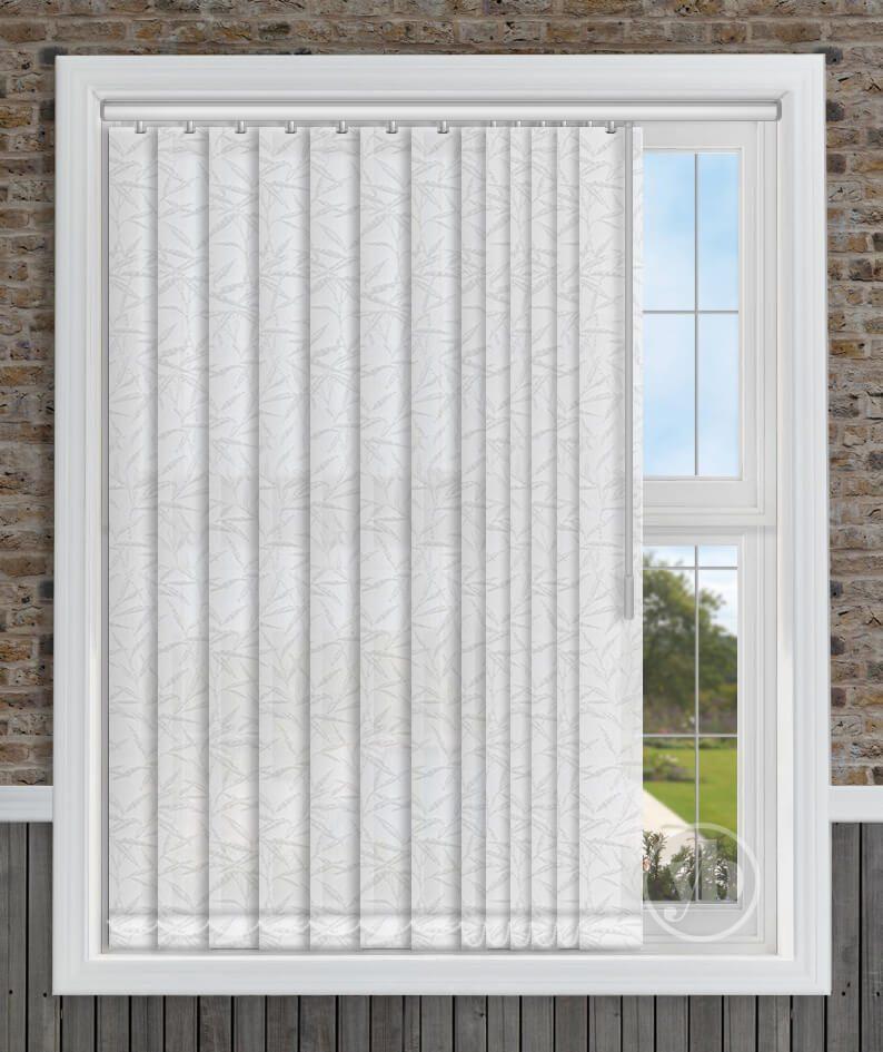 1.Bamboo-Optic-White-Vert-Window