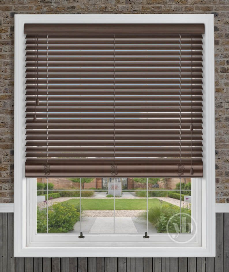 Faux wood blinds cost