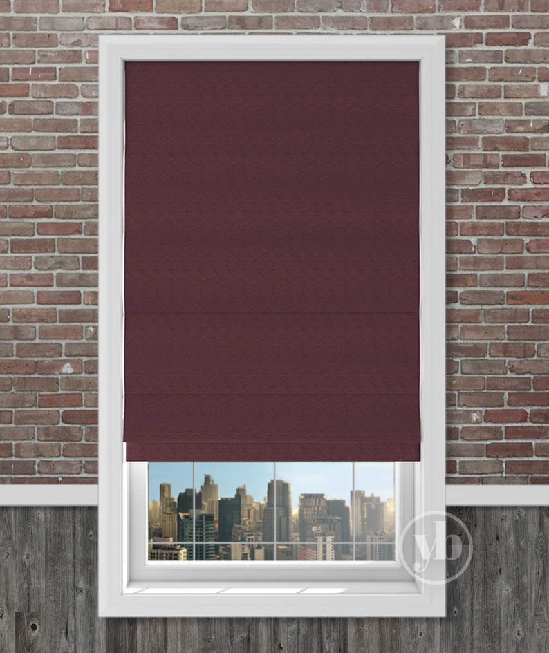 roman blinds cost